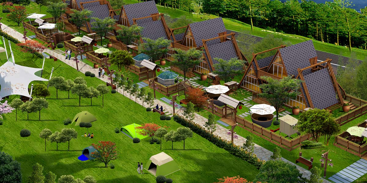 陶祖圣境木屋酒店